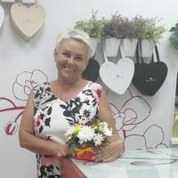 Галина, 56 лет, Дева, Поставы