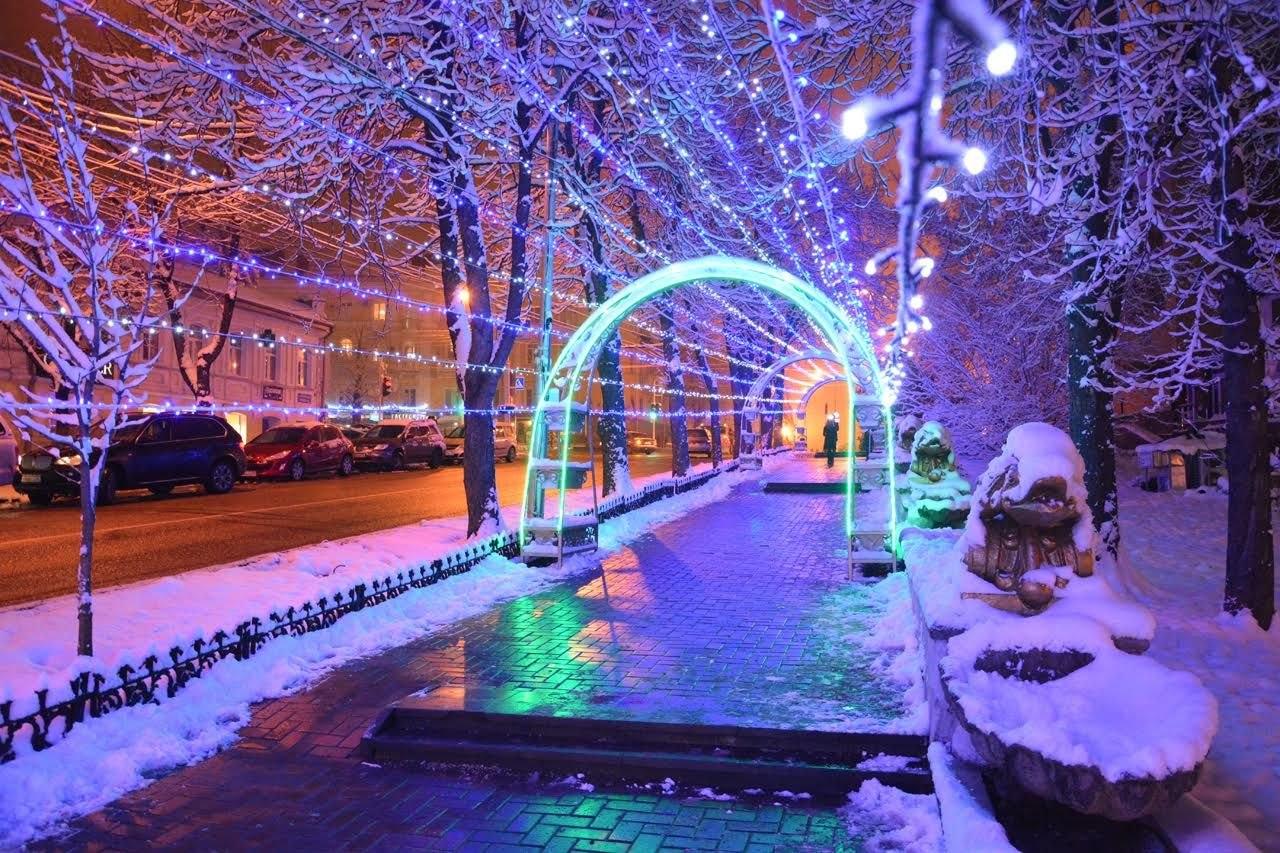 Будет ли снег на новый 2017 год
