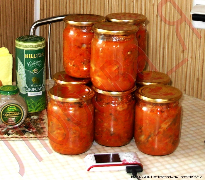 Консервы из леща в домашних условиях рецепт