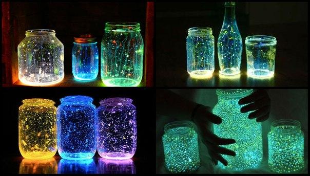 Светящиеся краски своими руками из люминофора