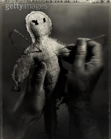 Сделать куклу вуду своими руками фото