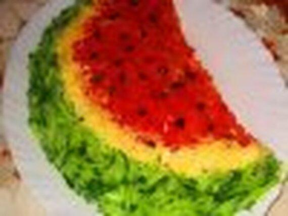 Необычные салаты праздничные фото