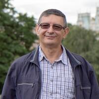 Сергей, 59 лет, Водолей, Москва