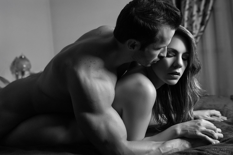 Страстный секс влюбленной парі, Нежный секс влюбленной парочки 6 фотография