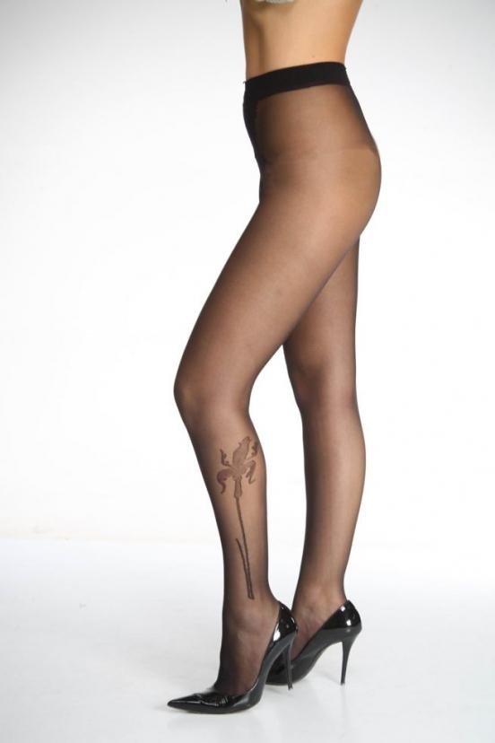 фото женских коленок в колготках