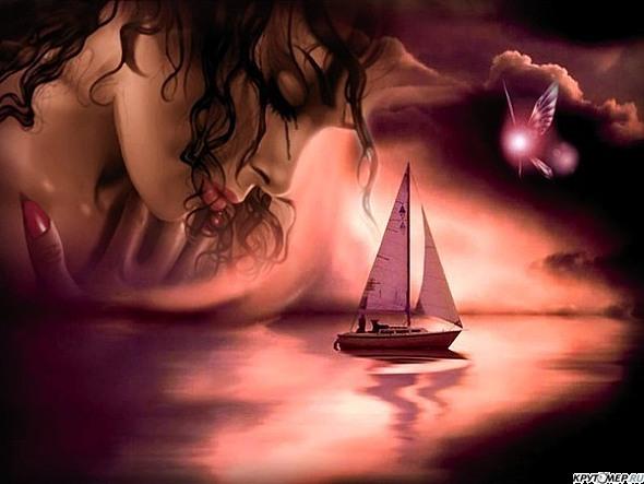 во сне кто-то помогает плыть ученика Север