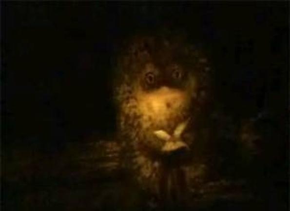 И каждый вечер ежик с медвежонком собирались то у ежика, то у медвежонка и о чем-нибудь говорили