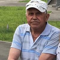 Илья, 69 лет, Лев, Москва