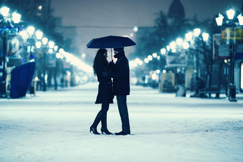 Зима романтика картинки 2