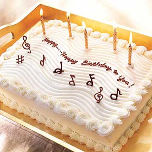 с днём рождения картинки музыка