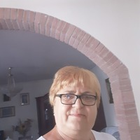 Katja Iskiv, 61 год, Водолей, Модена