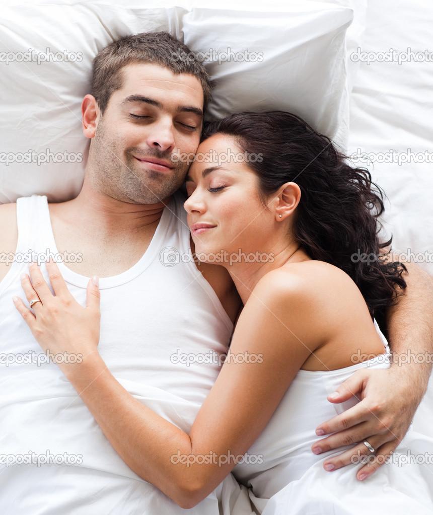 Я жена и друг в постеле 18 фотография