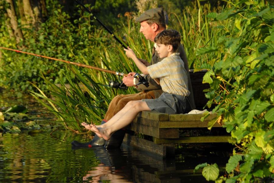 если научить человека ловить рыбу мы накормим его на всю жизнь