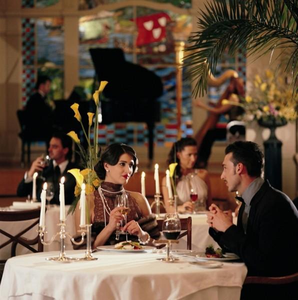 Как снимать в ресторане