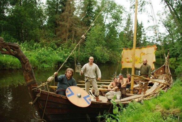 рыбалка викинга