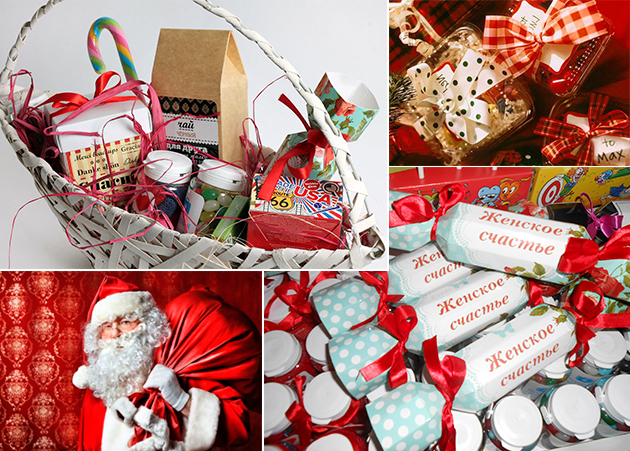 Интернет-магазин подарков к новому году с доставкой