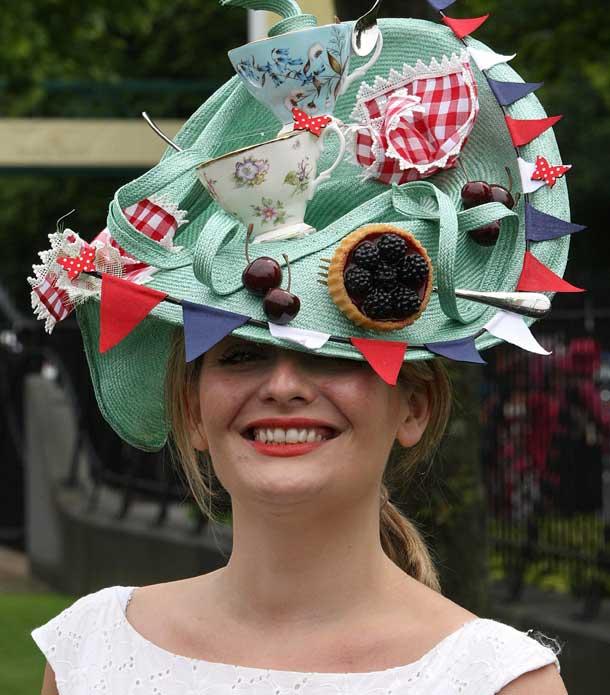 Бабушкина шляпа 61319
