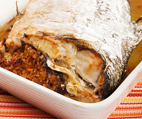 Рецепты запеченной карп с гречкой