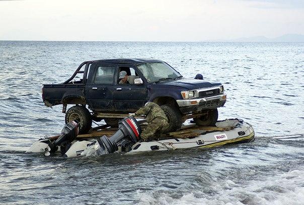 про рыбалку прикольные на авто