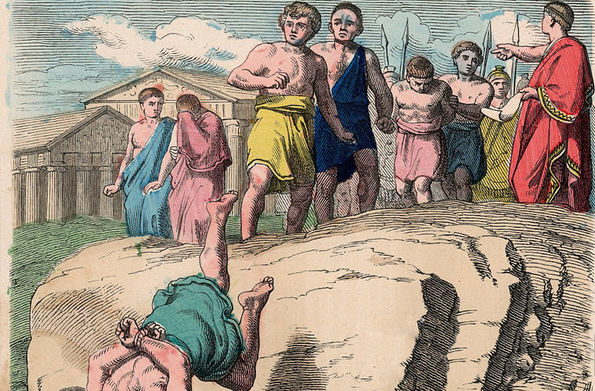 crime and punishment in ancient greece Honors 195j: crime and punishment in the ancient world its primary focus is greece and read a chunk of an ancient source on crime and punishment in.
