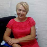 Альбина, 60 лет, Рак, Краснодар