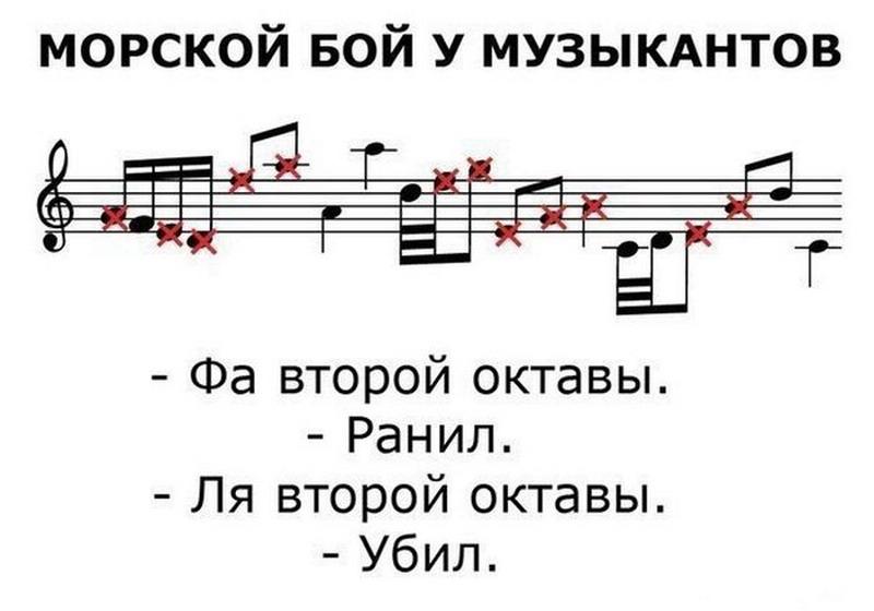 Анекдоты Про Музыкантов