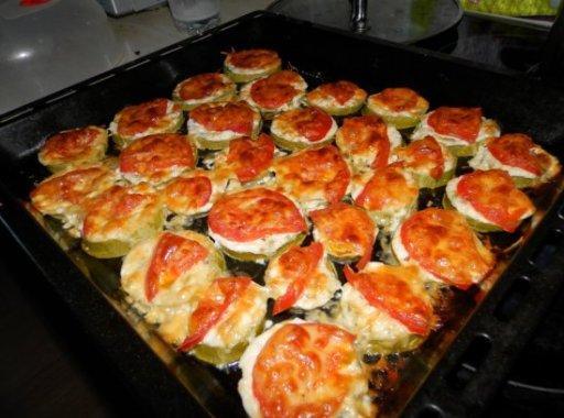Кабачки (1 рецептов с фото) - рецепты с