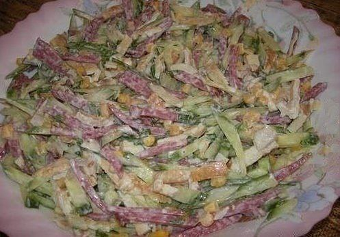 Дешёвые вкусные салаты рецепты с фото простые