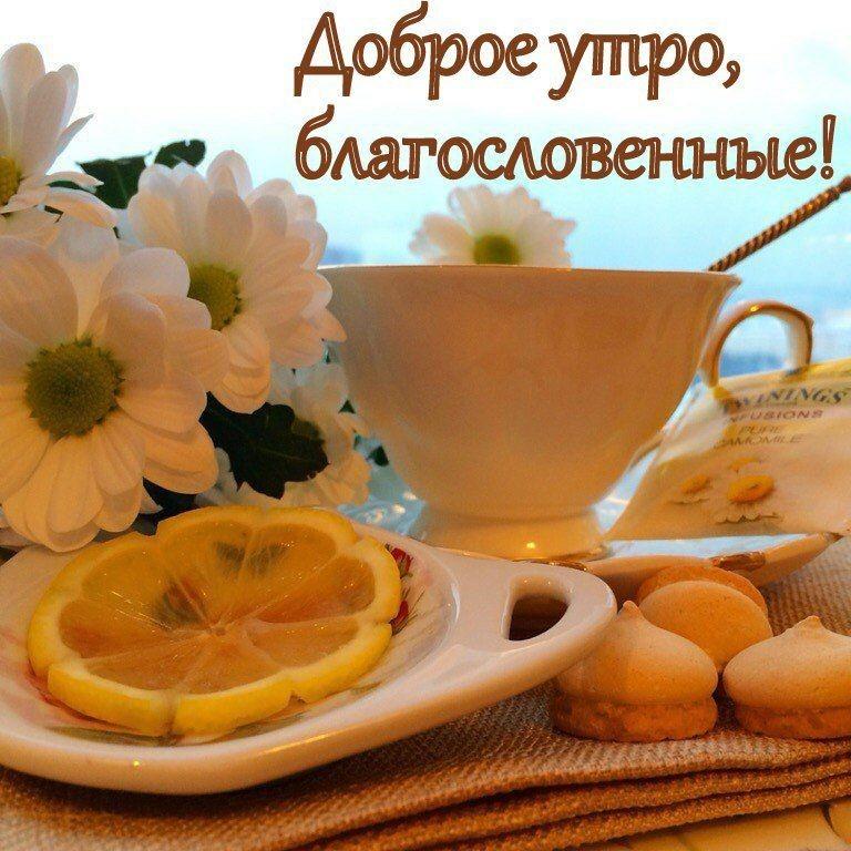 Поздравительные открытки на каждый день с добрым утром, открытки
