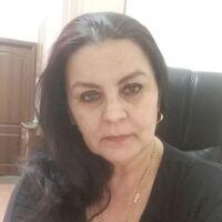 ирина, 54 года, Рак, Костанай