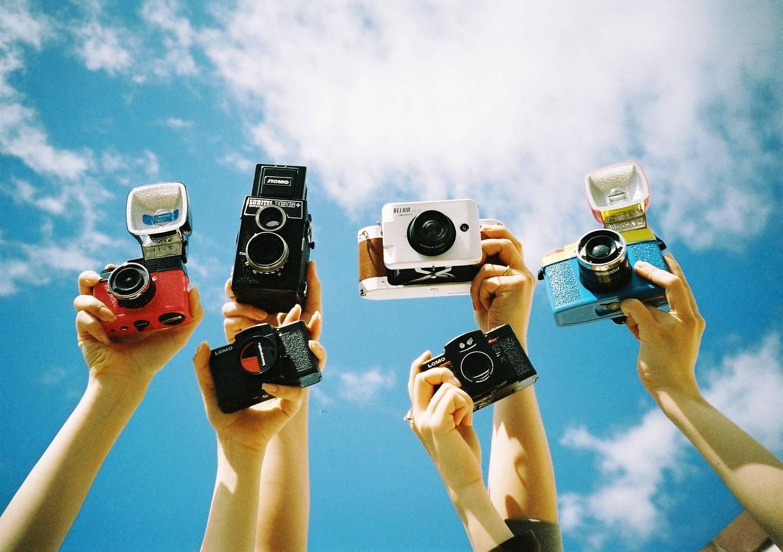 Поздравление с днем фотографа в картинках