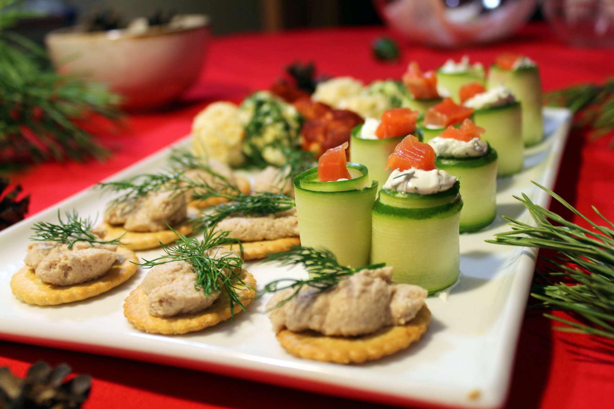 праздничные холодные закуски рецепты с фото сестрой