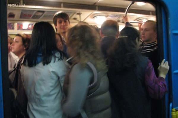 Жопа женщины прижимаются в автобусах и троллейбусах видео языком влагалище видео