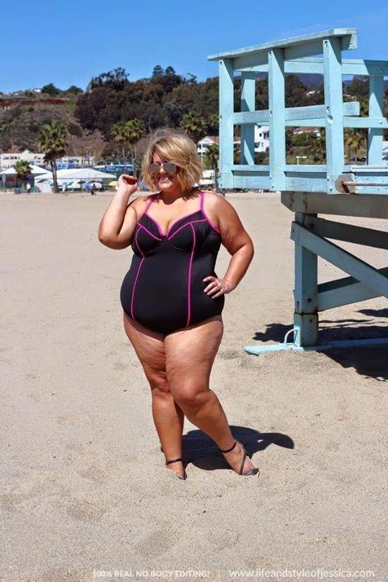 фото толстые в купальниках даже задумываться