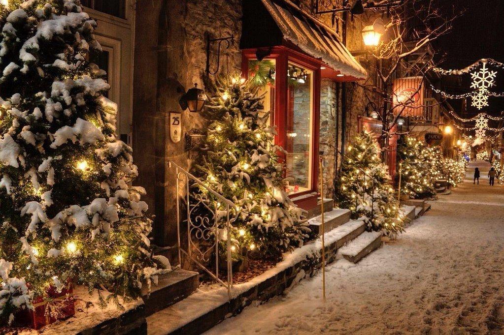 Рождество красивые фото