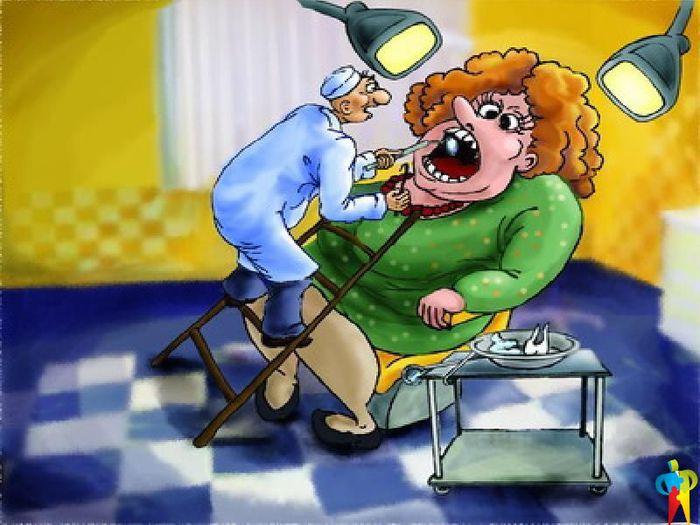 Твоя, картинка на приеме у стоматолога прикольная