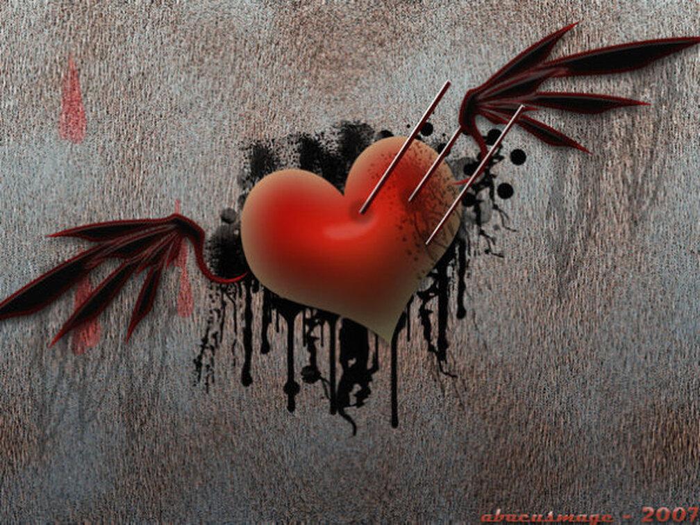 грустные картинки разбитые сердца еврейское традиционное