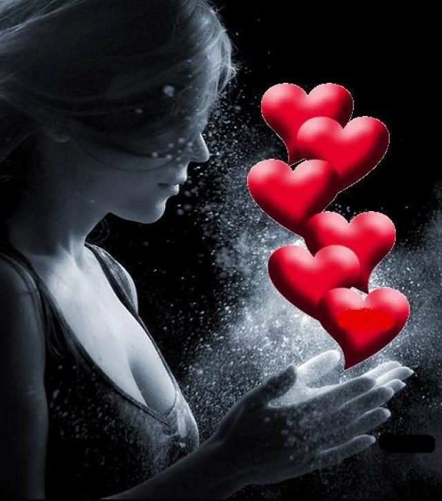 Открытка, открытки чувства и любовь