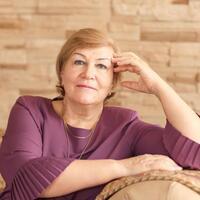 Людмила, 66 лет, Водолей, Москва