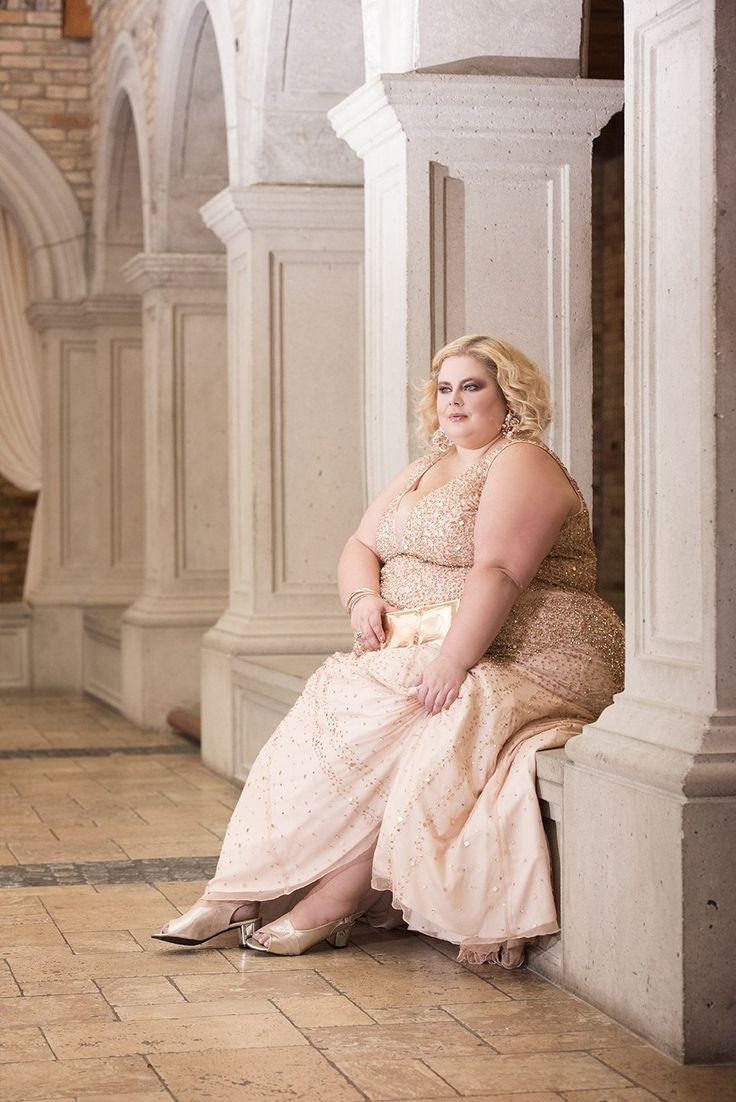 Картинки толстых блондинок