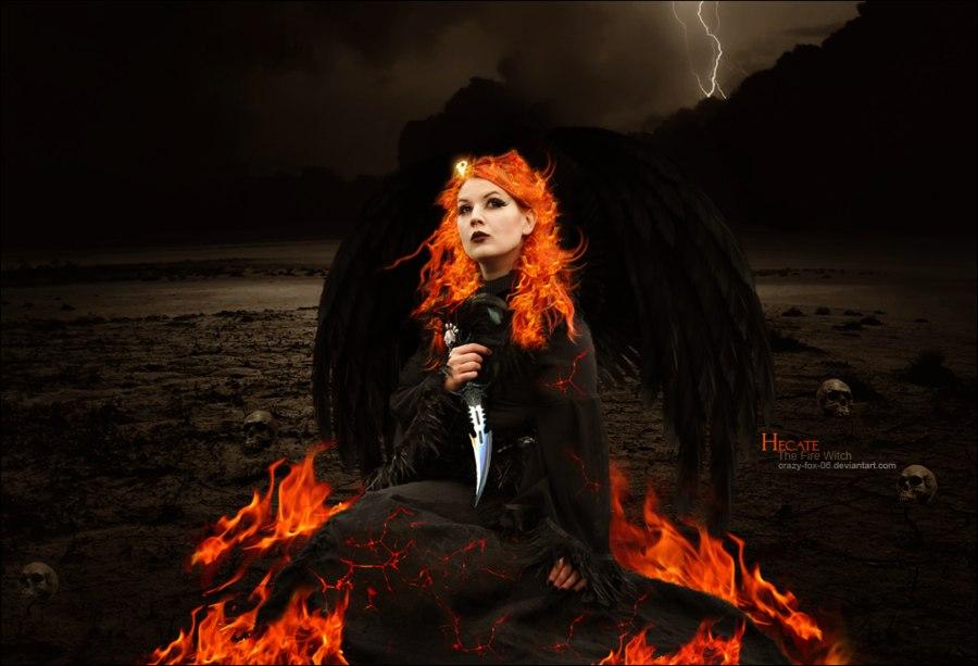ведьмы в гневе картинки мама решилась